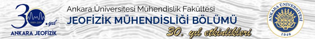 Ankara Jeofizik | 30. Yıl